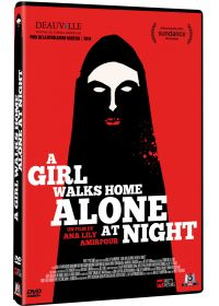 A Girl Walks Alone at Night - DVD