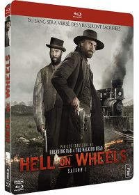 Hell on Wheels - Saison 1 - Blu-ray