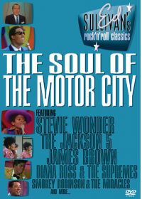 Ed Sullivan's Rock'n'Roll Classics - The Soul of the Motor City - DVD