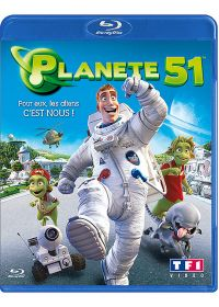 Planète 51 (Combo Blu-ray + DVD + Copie digitale) - Blu-ray