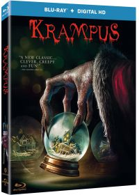 Krampus (Blu-ray + Copie digitale) - Blu-ray