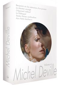 Michel Deville - Coffret 4 - DVD