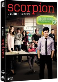 Scorpion - Saison 4 - DVD