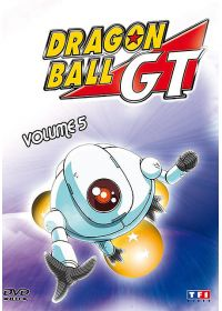 Dragon Ball GT - Volume 05 - DVD