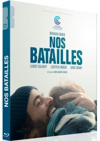 Nos batailles - Blu-ray