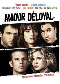 Amour déloyal - DVD