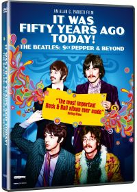 It Was Fifty Years Ago Today ! The Beatles: Sgt Pepper and Beyond (Édition Collector) - DVD