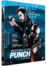 Welcome to the Punch (Combo Blu-ray + DVD) - Blu-ray