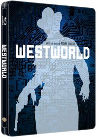 Mondwest (Westworld) (Blu-ray + Copie digitale - Édition boîtier SteelBook) - Blu-ray