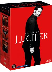 Lucifer - Saisons 1 à 3 - DVD
