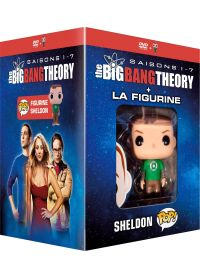 The Big Bang Theory - Saisons 1 à 7 (+ figurine Pop! (Funko)) - DVD