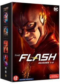 Flash - Saisons 1 à 4 - DVD