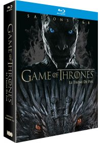 Game of Thrones (Le Trône de Fer) - Saisons 7 & 8 (Pack) - Blu-ray