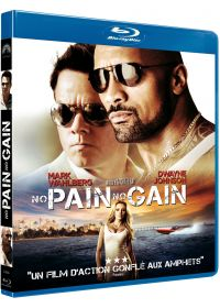 No Pain No Gain - Blu-ray