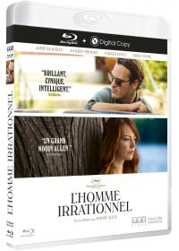 L'Homme irrationnel (Blu-ray + Copie digitale) - Blu-ray