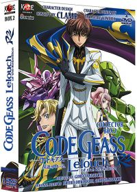 Code Geass - Lelouch of the Rebellion R2 - Box 2/3 (Édition Collector) - DVD