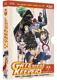 Gate Keepers - L'intégrale - Box 1/2 (Édition Collector) - DVD