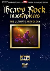 Heavy Rock Masterpieces - The Ultimate Anthology - DVD