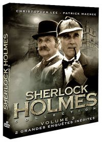 Sherlock Holmes Collection - Vol. 3 - DVD