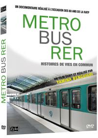 Métro, bus, RER, etc... - DVD