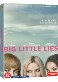 Big Little Lies - Saison 1 - DVD