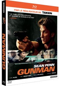 Gunman - Blu-ray