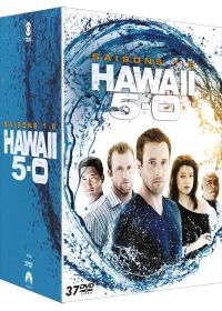 Hawaii 5-0 - Saisons 1 - 6 - DVD