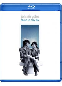 John & Yoko: Above Us Only Sky - Blu-ray