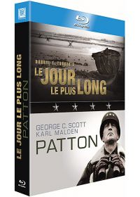 Patton + Le jour le plus long (Pack) - Blu-ray