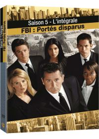 FBI portés disparus - Saison 5 - DVD