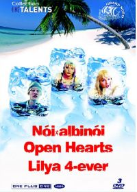 Coffret Grand Nord - Nói albinói + Open Hearts + Lilya 4-ever - DVD