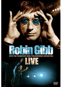 Gibb, Robin - Live With The Neue Philharmonie Frankfurt Orchestra - DVD