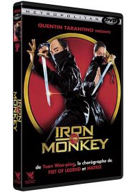 Iron Monkey - DVD