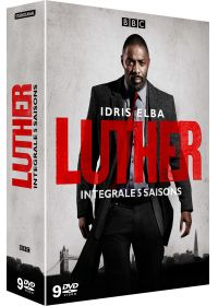 Luther - Intégrale 5 saisons - DVD