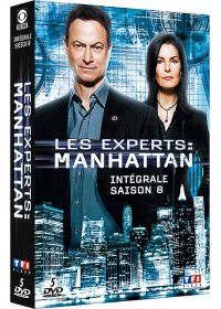 Les Experts : Manhattan - Saison 8 - DVD