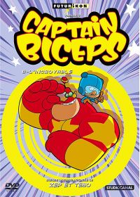 Captain Biceps - 6 - L'incroyable - DVD