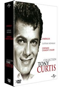 Collection Tony Curtis - Spartacus + Le combat du capitaine Newman + Certains l'aiment chaud (Pack) - DVD