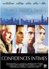 Confidences intimes - DVD