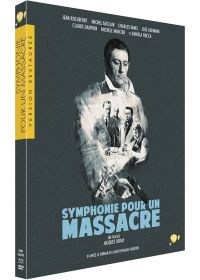 Symphonie pour un massacre (Édition Collector Blu-ray + DVD) - Blu-ray