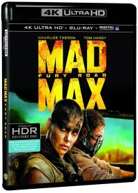 Mad Max : Fury Road (4K Ultra HD + Blu-ray + Digital UltraViolet) - Blu-ray 4K