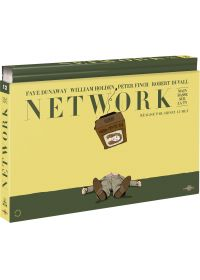 Network, main basse sur la TV (Édition Coffret Ultra Collector - Blu-ray + DVD + Livre) - Blu-ray