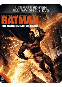 Batman : The Dark Knight Returns - Partie 2 (Combo Blu-ray + DVD - Édition boîtier SteelBook) - Blu-ray