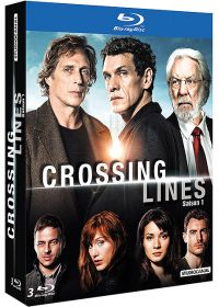 Crossing Lines - Saison 1 - Blu-ray