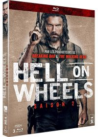 Hell on Wheels - Saison 2 - Blu-ray