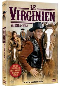 Le Virginien - Saison 8 - Volume 1 - DVD