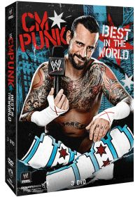 CM Punk : Best in the World - DVD