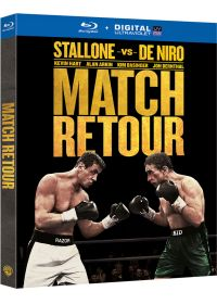 Match retour (Blu-ray + Copie digitale) - Blu-ray