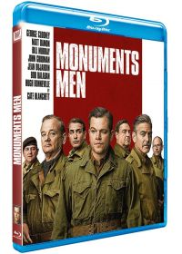 Monuments Men - Blu-ray