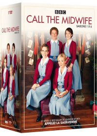 Call the Midwife - Saisons 1 à 6 - DVD