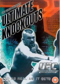 UFC : Ultimate Knockouts - DVD